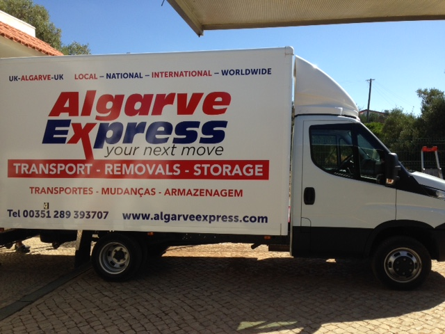 Algarve Express Removals